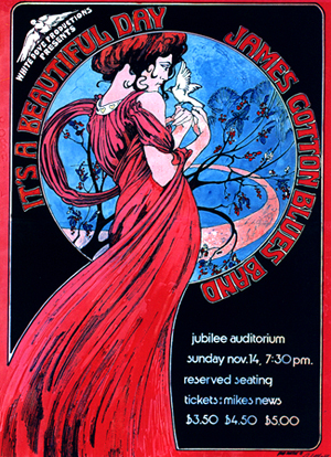 Bob Masse S 70 S Rock And Roll Art And Concert Posters
