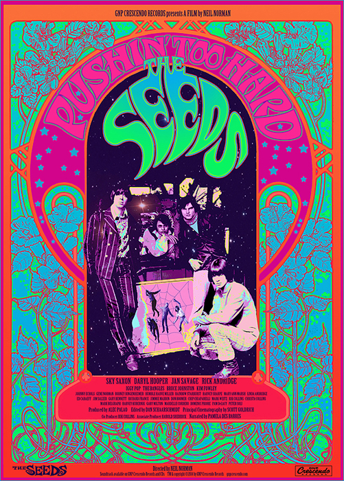 The Seeds poster