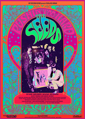 The Seeds movie poster