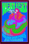 West Fest 40th annniversary of Woodstock poster